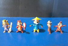 Collectible Disney Toys : Chipmunks Chip Dale Mickey & Friends