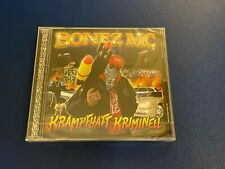 Bonez MC - Krampfhaft Kriminell ? Hip Hop CD ? Deutschrap Album