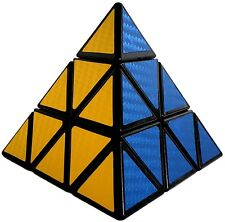 3x3 Pyramid Speed Cube Magic Twist 3D Puzzle Brain Teaser - USA SELLER!