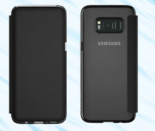 Incipio® Samsung Galaxy S8 Case - Folio Transparent Shockproof Cover