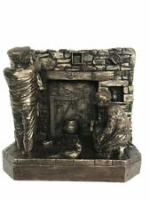 Genesis Bronze 'Work Done' Statue (H2)