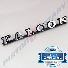 FALCON Guard or Boot Badge New for Ford XA XB XC Trunk Fender Panel van GS GT