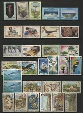 Mauritius Collection Commemorative Stamps Used