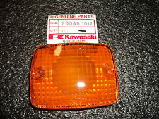 Vetro indicatore Kawasaki Z 750 KZ 750 Nos vetro INDICATORE DI SVOLTA 23048-1017