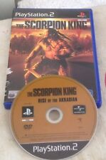 THE SCORPION KING - RISE OF THE AKKADIAN  - GAME FOR PLAYSTATION 2