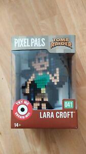 Pixels Pals Tomb Raider Lara Croft