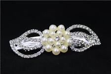 Hair Clip Pearl Costume Jewellery Headbands