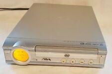 Aiwa XD-P15  CD / DVD Player  DVD -RW +RW  +R  Playback GWO QQ