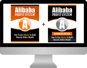 Work From Home, Alibaba Advanced Profit System Business Training Course CD + D/L