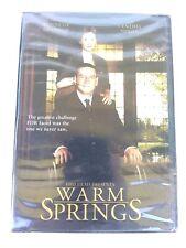 Warm Springs DVD CYNTHIA NIXON Brand New Sealed