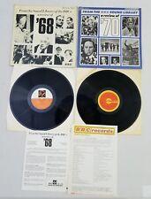 BBC Records Lot of 2 - A Review of '68 & '70 BBC REB 37 101 M Mono 1968 1970