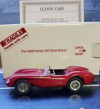 Danbury Mint 1958 Ferrari