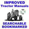 Ford 600 800 Tractor SERVICE, PARTS Catalog, OWNERS Manual Manuals 1953-1964 SET