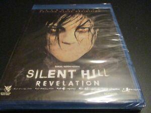 "BLU-RAY + DVD ""SILENT HILL 2 : REVELATION"" de Michael J. BASSETT / horreur"