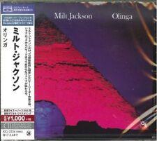 MILT JACKSON-OLINGA -JAPAN Blu-spec CD B63