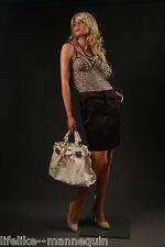 Shop Display SEXY Female Mannequin Brand NewModel Dressmaker LifeLike Appearance