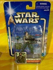 Star Wars - AOTC/Saga - Endor Rebel Soldier