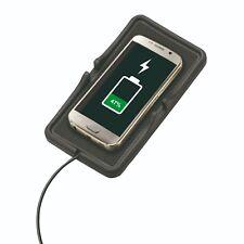 Cartrend Wireless-Ladepad Handy Ladegerät Samsung IPhone kabelloses Laden Auto