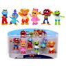 Muppet Babies Action Figures 6pcs/pack Playroom Figure Set Muppets 14436 Babies