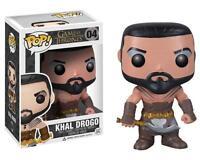 NEW Game of Thrones Khal Drogo Dothraki Horse #04 POP! Vinyl Figure - Funko 3013
