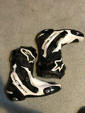 Alpinestars Supertech R Motorcycle Boots And GP Pro Gloves