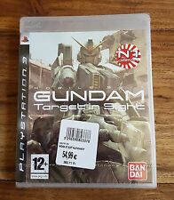 MOBILE SUIT GUNDAM : TARGET IN SIGHT Jeu Sony PS3 Playstation 3 Neuf Blister VF