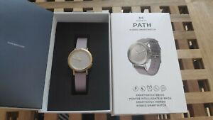 Misfit Path - Hybrid Smartwatch - wie Withings