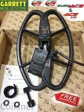 """NEL HUNTER 12.5""""x8.5"""" DD coil for Garrett ACE 150/250/350/200/300/400/Euro"""