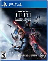 Star Wars Jedi Fallen Order (Sony PlayStation 4 PS4) Brand New Factory Sealed