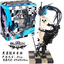 NEW Black Rock Shooter Black Blade ver 1/8 Painted PVC Action Figure Figurine AU