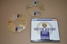 Berlioz - Damnation De Faust /Dramatique En 4 Parties / Inbal / Denon 2CD /Japan