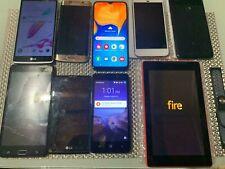 Job Lot moblie phones Samsung LG Google ZTE