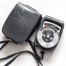 Belichtungsmesser Gossen Sixtar * exposure meter