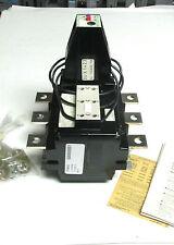 NIB .. Siemens Overload Relay Cat# 3UA6600-3D ... 200-320A, 50-400Hz ... VH-14