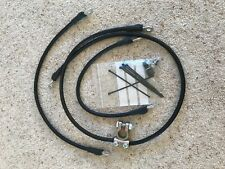 Honda Civic FN2 Type R Uprated Grounding Cable Kit - Earthing Upgrade Kit