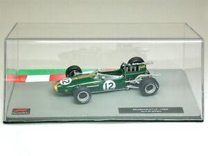 JACK BRABHAM Brabham BT19 - F1 Racing Car - 1966 - Collectable Model 1:43 Scale