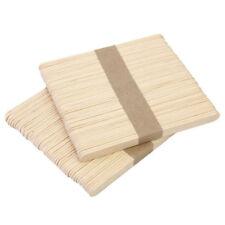 50x Wooden Waxing Spatula Tongue Depressor Tattoo Wood Wax Medical Stick Tool