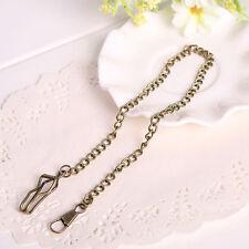 New 35.5cm Bronze Alloy Chain for Antique Quartz Women Mens Vintage Pocket Watch