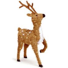 Weihnachtsdekorations Figuren in Braun