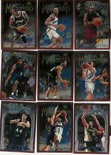 1996-97 TOPPS FINEST SERIES 2 BRONZE BASKETBALL COMPLETE SET 147-246