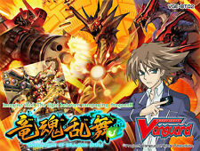Cardfight!! Vanguard Booster Box Vol.2 Onslaught of Dragon Soul English Ver.
