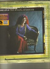 "Janis Joplin The Pearl Sessions Double 10"" Vinyl Sealed"