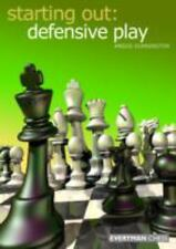 Starting Out: Defensive Play, Dunnington NEW CHESS BOOK