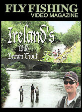 Ireland's Wild Brown Trout (DVD, 2004) - Fly Fishing Magazine Video FREE SHIP