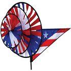 Premier Kites Triple Spinner PATRIOTIC Yard Spinner (25314)
