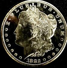 1882 Cc Gsa Dmpl Morgan Bu + Awesome Coin!