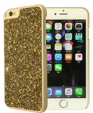 iPhone 7/8 Made with Champagne Gold Swarovski Crystals Luxury Rhinestones Cover