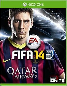 FIFA 14 (Microsoft Xbox One, 2013) Complete played once fifa ship fast