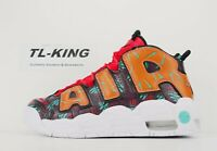 Nike Air More Uptempo GS Youth What The 90s Pack AT3408 800 JB