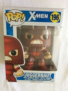 Juggernaut #196 - X-Men - Funko Pop! Vinyl